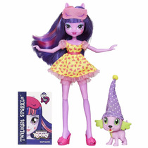 My Little Pony Equestria Girls Twilight And Spike