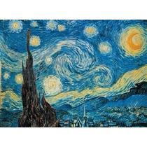 Quebra Cabeça Puzzle 500 Peças Van Gogh Noite Estrelada