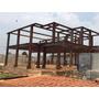 Casa Sustentável (estrutura Metálica) - Preço Médio Por M²