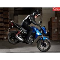 Moto Honda Cb 110 Twister F. Disco 2015 Col Negro/rojo/plomo