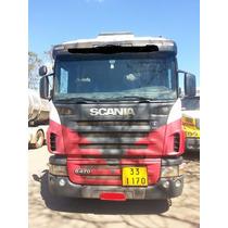 Scania G-470 6x4 Bug-leve Novissima Unico Dono