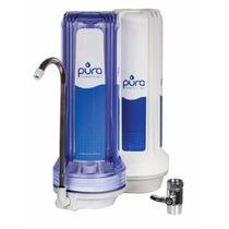 Purificador De Agua Pura Ultrabacter H2o(para Agua De Pozo)