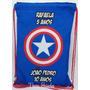 20 Mochilas Ou Sacolas Personalizadas Capitão America