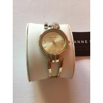Anne Klein Reloj Tipo Brazalete Tono Dorado Diametro 30mm
