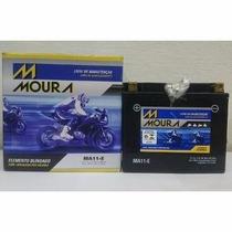 Bateria Moura Moto - 12v E 11ah - Ma11-e