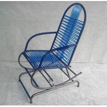 Cadeira De Balanço Com Base Fixa