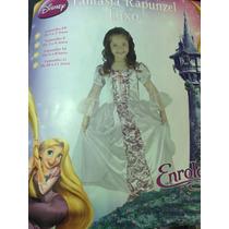Fantasia Infantil Bebê Disney Luxo Rapunzel Enrolados