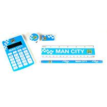 Manchester City Papelería - Examen De Estudio Conjunto 6 Es
