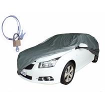 Capa Cobrir Carro Toyota Corola 100% Forro + Cadeado