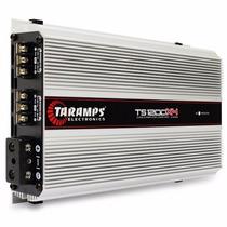 Módulo Amplificador Taramps Ts 1200 Rms 4 Canais X 300 Rms