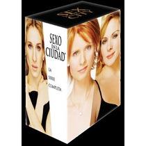 Sexo En La Ciudad:sex And The City Boxset Serie Completa Dvd