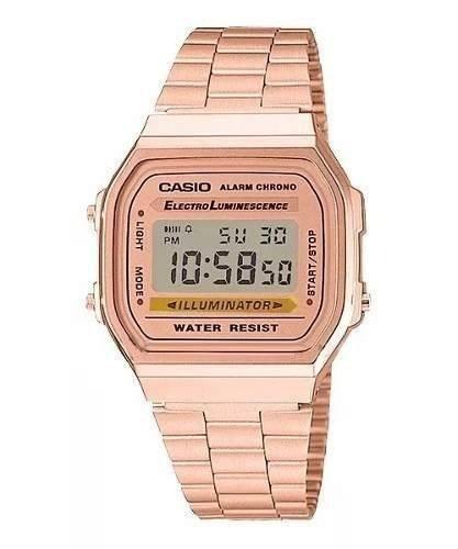28ace8b721af Relógio Vintage Barato Masculino Feminino Casio Retro - R  121