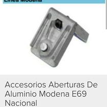 Accesorios Para Aberturas De Aluminio Escuadra E69.