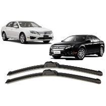 02 Palhetas Limp Parabrisa Dianteiro Ford Fusion Até 2012