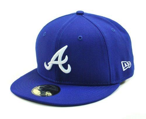 Gorras Originales New Era Beisbol Atlanta Braves 59fifty -   569.00 ... 86322820b28