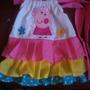 Hermosos Vestidos De Minnie Peppa Princesa Sofia Coquito