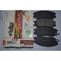 Pastilha De Freio Diant Ssangyong Actyon/hyundai H1/santa Fe