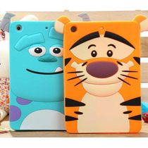 Funda Ipad Mini Tigger , Sulley Silicona