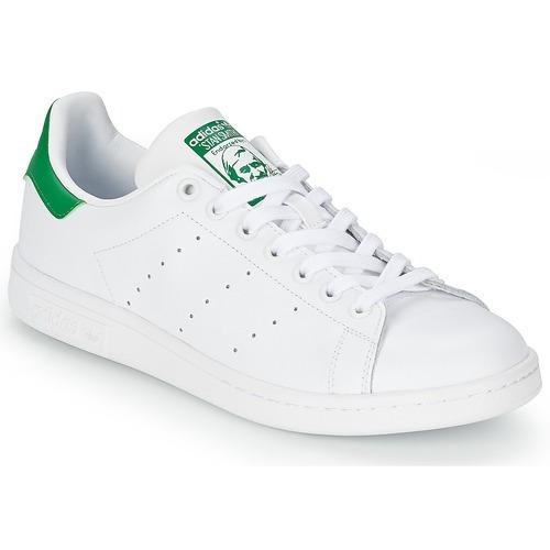 4901b35abe8 Zapatillas adidas Stan Smith Hombre Blancas -   3.000