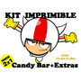 Kit Imprimible Y Modificable Kick Buttowski + Regalos + 2x1