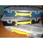 Caja Organizadora Plastica Tipo Maletin Rimax