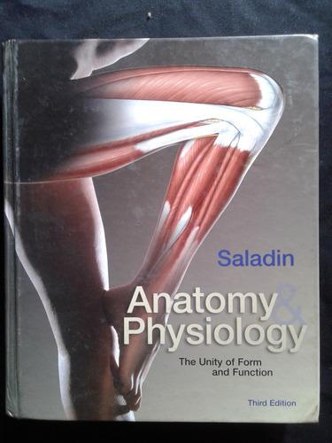 Kenneth Saladin Anatomy & Physiology Ingles Anatomía - $ 500,00 en ...