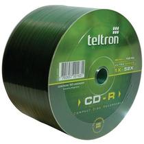 Cd-r Teltron Ultragreen Bulk X 50 Unidades Temperley