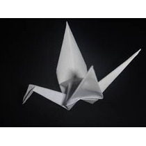 Aproveite A Promoção Origami Tsuru 10 Cm- 100 Unidades
