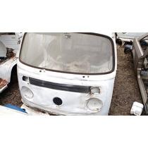 Volkswagen Perua Kombi Sucata 2005 Branca Carcaça Peças