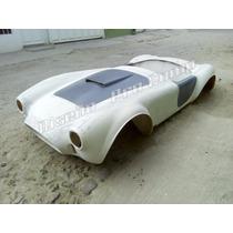 Shelby Cobra Carroceria Fibra De Vidrio