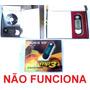 Oaa 02k Mp3 Player Com Defeito Dance Kit 1gb + Manual + Cd .