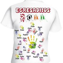 Remeras Egresados, Egresados Del Jardín, Egresaditos!!!