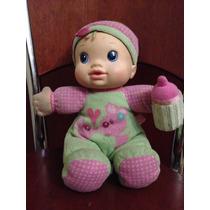 Muñeca Baby Alive Usada Excelente Estado