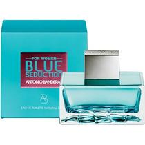 Perfume Antônio Bandeiras Blue Seduction Feminino 100ml