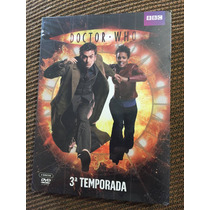 Doctor Who Temporada 3 Nuevo Bbc 4 Discos Dvds