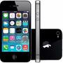 Apple Iphone 4 8gb Preto Desbloqueado Ios Wi-fi 3g 5mp Nf