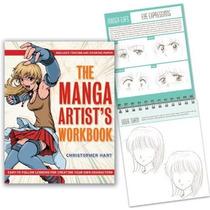 Libro De Trabajo De La Manga Del Artista: Fácil De Seguir La