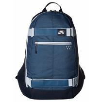 Mochila Skatebag Nike Sb Embarca Medium Azul Importada