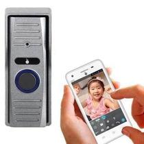 Video Porteiro Sem Fio Wifi 3g Para Smartphones Celular