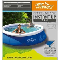 Piscina Inflable Ecology 3.6m