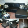 Muebles De Sala Modular Lounge Colo Marron