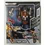 Robot Lanzador Transformable Galaxy Warrior Art Sb201
