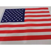Bandeira Estados Unidos Eua 1,5mx90cm Festas Decoração
