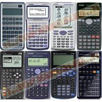 Emuladores De Las Mejores Calculadoras, Casio, Hp, Texas !!!