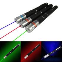 Apuntador Laser Militar Verde Potencia Salida 5mw 532mn