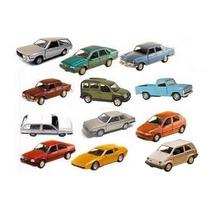 Miniatura Carros Classicos Nacionais Extra Em Metal Unidade