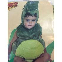 Mameluco Disfraz Cocodrilo Traje Para Bebe