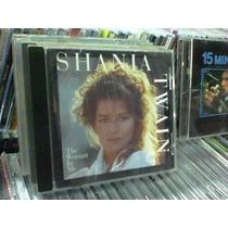 Shania Twain The Woman In Me Cd
