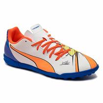 Zapatos Futbol Soccer Evopower 4.2 Pop Tt 01 Puma 103651