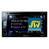 Pioneer Dvd 2850 / 2800doble Din Bt Usb Android Mixtrax